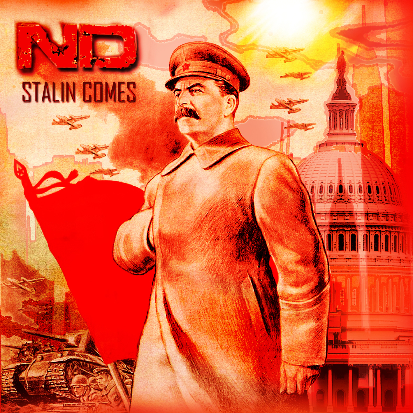 ND - Stalin Comes (C) 2013 single