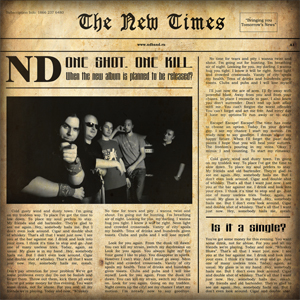 ND - «One Shot. One Kill» (EP)
