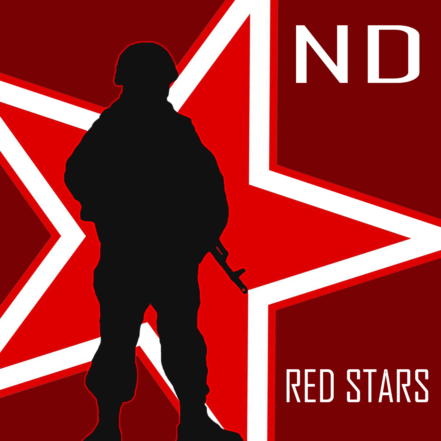 ND - «Red Stars» (single) 2015
