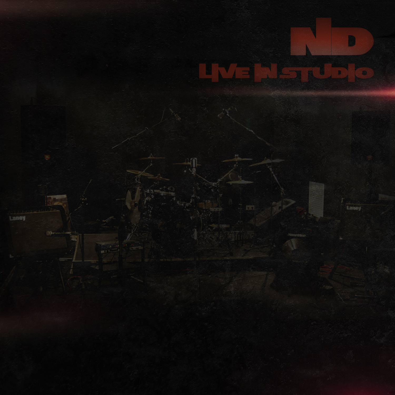 ND -«Live in Studio» (с) 2017